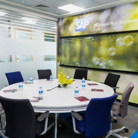 SAP Meeting Room, Chat Room, Dtec Technohub, Dubai Silicon Oasis, Meeting Room