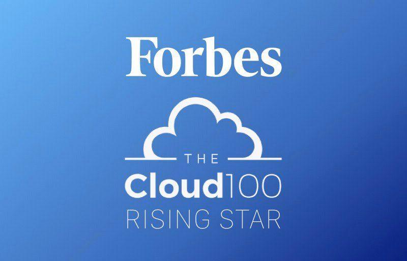 Forbes, Forbes Cloud100, Forbes Cloud100 Rising Star, Rising Stars, Qordoba, Benchling, Agari, Deputy, Gong.io, AppZen, Socure, Calendly, Scalyr