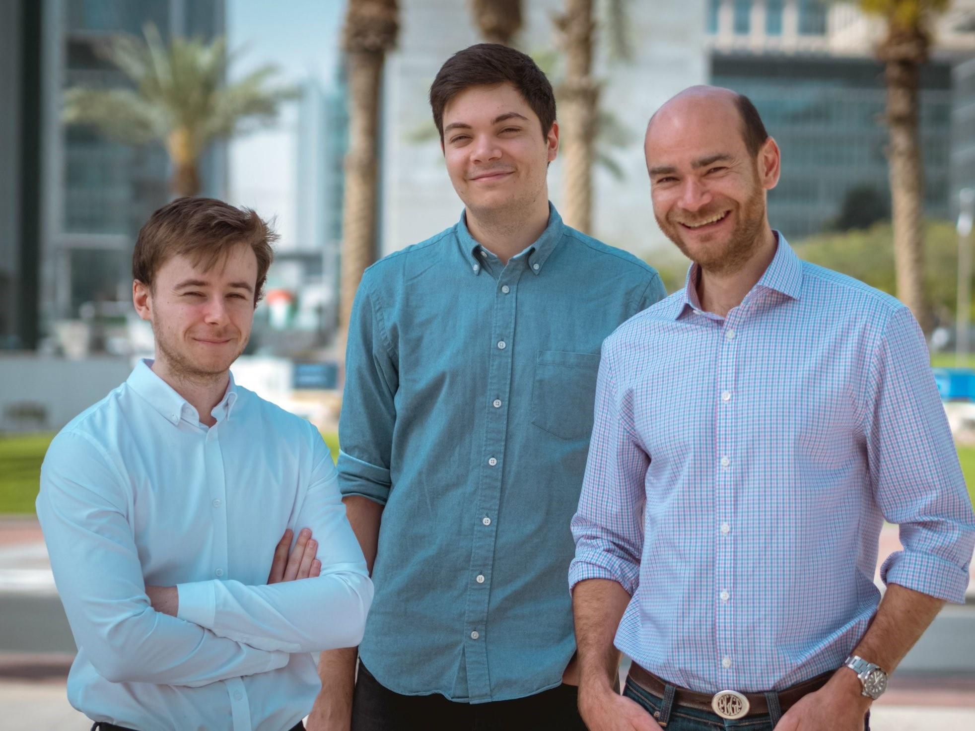 Statys, Statys founders, credit assessment software, risk assessment solution, fintech startup, dubai startup, pierre proner, jaime van oers, flinn dolman
