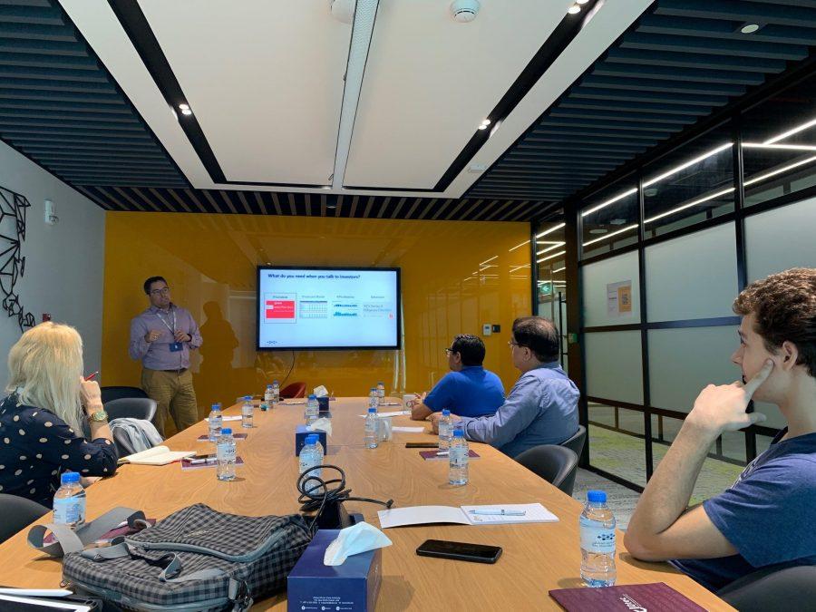 Dtec Ventures, funding workshop, fundraising workshop, dtec ddp, dtec 2, dubai digital park, pitch deck 101, startup fundraising, gcc startup, investment basics