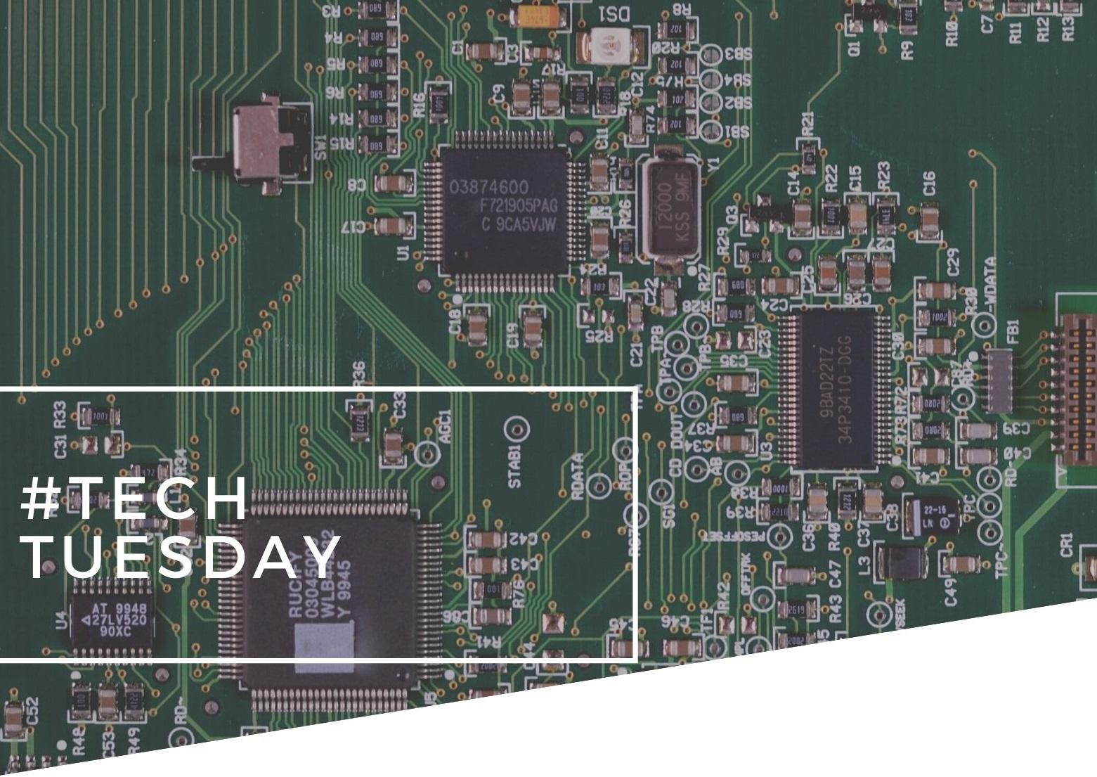#TechTuesdays