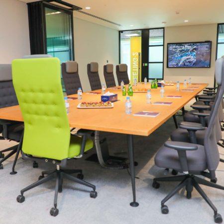 3rd Floor Board room, Dtec Board Room, Meeting Space, Meeting Room, Dtec coworking, Dubai Silicon Oasis, Dubai Digital Park