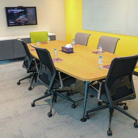 Upper Ground Meeting Room, Dtec Meeting Room, Events Space, Dtec coworking, Dubai Silicon Oasis, Dubai Digital Park