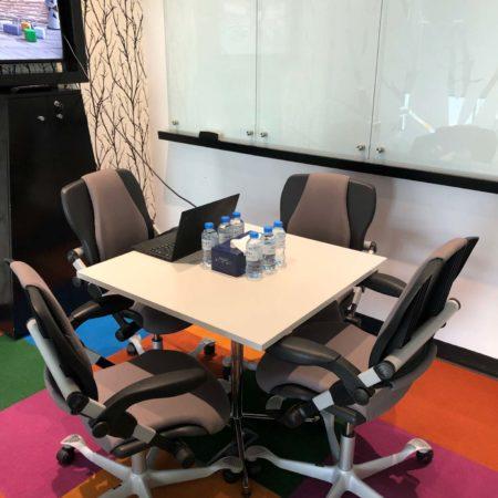 Cafe Meeting Room, Dtec Technohub 1, Dubai Silicon Oasis