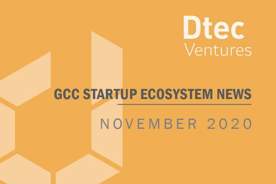 GCC Ecosystem News November, startup news, dubai startups, gcc startups, Yahaal, Salla, Quiqup, Fenix, Expandcart, Cartlow, Magnitt, Dtec Ventures, Dtec, Coworking space Dubai, Entrepreneur Hub, Mubadala, Jada Fund of Funds, STartupbootcamp Fintech, DIFC Fintech Hive, Dtec Forum, GITEX, SEF, Wamda